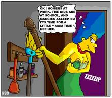#pic320521: Marge Simpson – The Simpsons – necron99