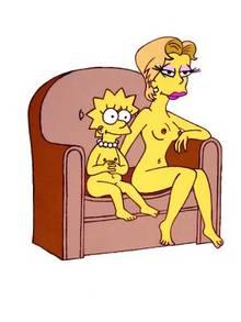 #pic311083: Chloe Talbot – Lisa Simpson – Shaggyver – The Simpsons