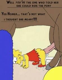 #pic850786: Homer Simpson – Lisa Simpson – Marge Simpson – The Simpsons