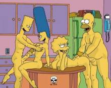 #pic850685: Bart Simpson – Homer Simpson – Lisa Simpson – Marge Simpson – The Fear – The Simpsons