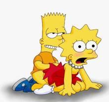 #pic850683: Bart Simpson – Lisa Simpson – The Simpsons – animated