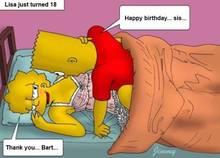 #pic846338: Bart Simpson – Jimmy – Lisa Simpson – The Simpsons