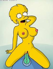 #pic846213: Lisa Simpson – The Simpsons – animated