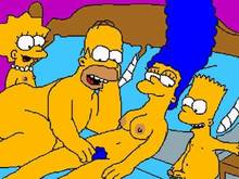 #pic846198: Bart Simpson – Homer Simpson – Lisa Simpson – Marge Simpson – The Simpsons