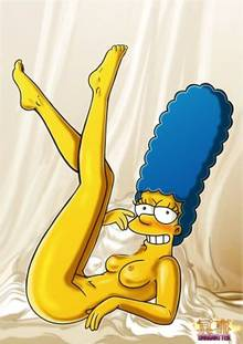 #pic369627: Darkmatter – Marge Simpson – The Simpsons
