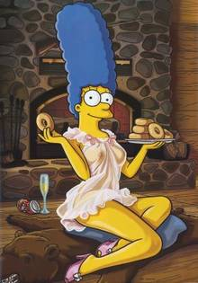 #pic366643: Marge Simpson – Playboy – The Simpsons