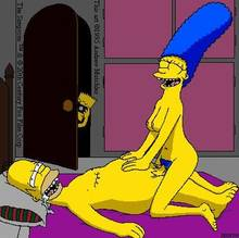 #pic365342: Bart Simpson – Homer Simpson – Marge Simpson – The Simpsons