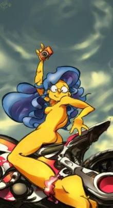 #pic357797: Edtropolis – Marge Simpson – The Simpsons