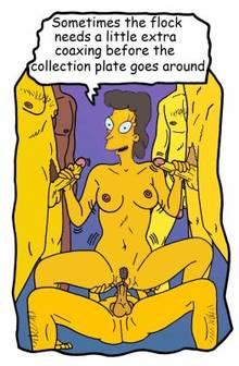 #pic1357627: Helen Lovejoy – HomerJySimpson – The Simpsons