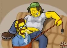 #pic1358307: Oscar – The Simpsons – slashweilerdog