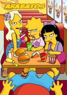 #pic295422: Bart Simpson – Greta Wolfcastle – Jessica Lovejoy – Lisa Simpson – The Simpsons – arabatos