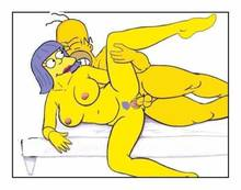 #pic1355117: HomerJySimpson – Homer Simpson – Sarah Wiggum – The Simpsons