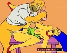 #pic285028: Furronika – Homer Simpson – Marge Simpson – The Simpsons