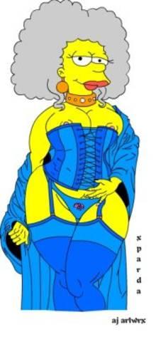 #pic283912: Selma Bouvier – The Simpsons – xparda