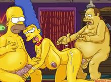 #pic1355064: Comic Book Guy – Homer Simpson – Marge Simpson – The Simpsons – comics-toons