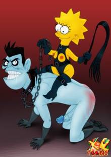 #pic351152: Dr. Drakken – Kim Possible – Lisa Simpson – The Simpsons – crossover