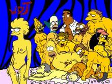 #pic351015: Bart Simpson – Homer Simpson – Lisa Simpson – The Simpsons
