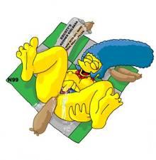 #pic343506: Marge Simpson – The Simpsons – necron99