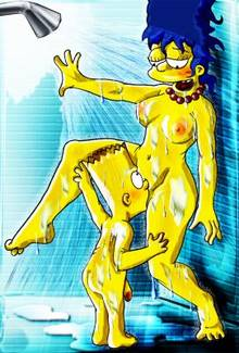 #pic342525: Bart Simpson – Darkmatter – Marge Simpson – The Simpsons