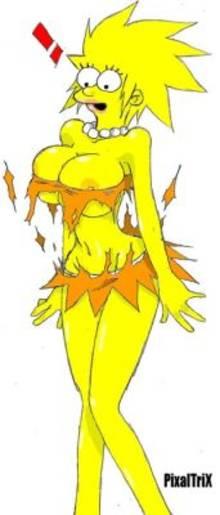 #pic337762: Lisa Simpson – PixalTrix – The Simpsons