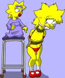 #pic327826: LAHSparkster – Lisa Simpson – Maggie Simpson – The Simpsons