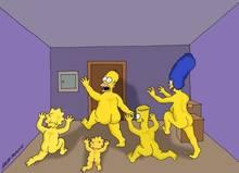 #pic263567: Bart Simpson – Homer Simpson – Lisa Simpson – Maggie Simpson – Marge Simpson – The Simpsons – great moaning