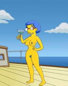 #pic1348986: HomerJySimpson – Luann Van Houten – The Simpsons