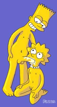 #pic260859: Bart Simpson – Lisa Simpson – Pinner – The Simpsons