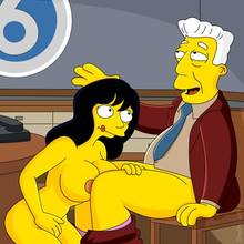 #pic1351804: Claudia-R – Kent Brockman – The Simpsons