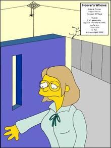 #pic258212: Elizabeth Hoover – Lisa Simpson – Pinner – The Simpsons – comic