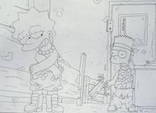 #pic792008: Bart Simpson – Lisa Simpson – Saviorsavor – The Simpsons