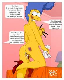 #pic788240: Bart Simpson – Marge Simpson – The Simpsons – ross