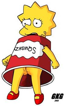#pic1208297: GKG – Lisa Simpson – The Simpsons