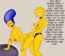 #pic1194093: Lisa Simpson – Marge Simpson – The Simpsons