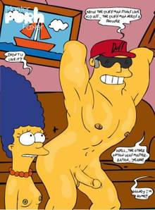 #pic719980: Duffman – Marge Simpson – The Simpsons – master porn faker