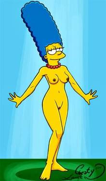 #pic1340040: Chesty Larue – Marge Simpson – The Simpsons