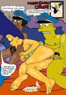 #pic717802: Eddie – Lou – Marge Simpson – The Simpsons – master porn faker