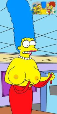 #pic1141075: Marge Simpson – The Simpsons