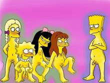 #pic1138853: Allison Taylor – Bart Simpson – Jessica Lovejoy – Lisa Simpson – Nina Skalka – The Simpsons