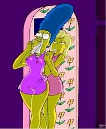 #pic1339851: Becky – GKG – Marge Simpson – The Simpsons
