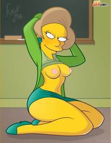 #pic1130810: Edna Krabappel – The Simpsons – jab – tapdon