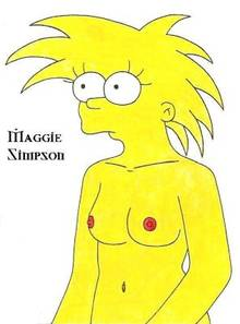 #pic1129286: Maggie Simpson – The Simpsons – lingkailan