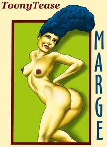 #pic1129559: Marge Simpson – The Simpsons – ToonyTease