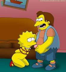 #pic1129222: Lisa Simpson – Nelson Muntz – PalComix – The Simpsons