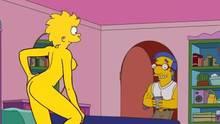 #pic1124038: HomerJySimpson – Lisa Simpson – Milhouse Van Houten – The Simpsons