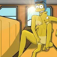 #pic1124020: Bart Simpson – Marge Simpson – The Simpsons – bertman