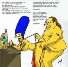 #pic90530: Comic Book Guy – Marge Simpson – Star Wars – The Simpsons