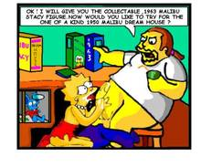 #pic309492: Comic Book Guy – Lisa Simpson – The Simpsons