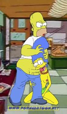 #pic90546: Homer Simpson – Marge Simpson – The Simpsons