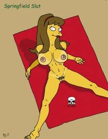 #pic240535: Allison Taylor – The Fear – The Simpsons